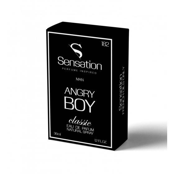 Sensation 182 ANGRY BOY
