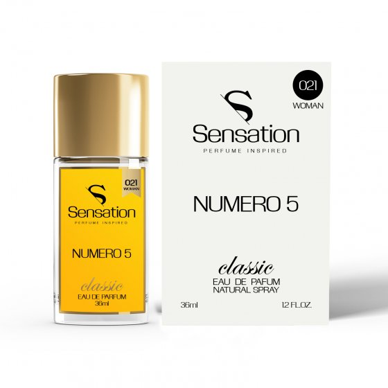 Sensation 026 DIFFERENT MAN 36ml