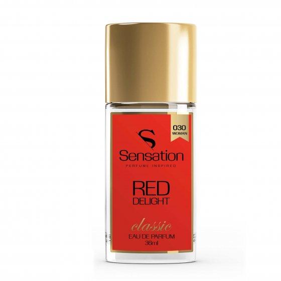 Sensation 030 RED DELIGHT