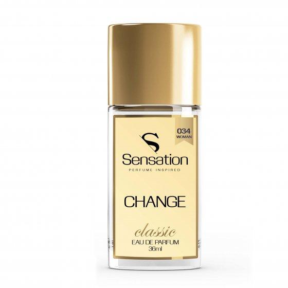 Sensation 034 CHANGE