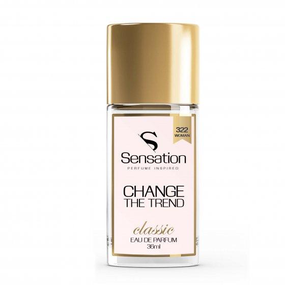 Sensation 322 CHANGE THE TREND
