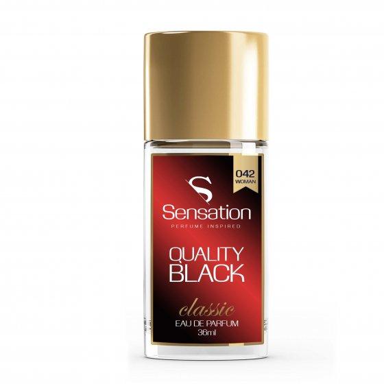Sensation 042 QUALITY BLACK