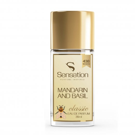 Sensation 438 MANDARIN AND BASIL