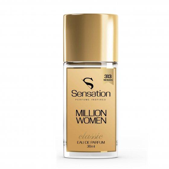 Sensation 313 MILLION WOMEN