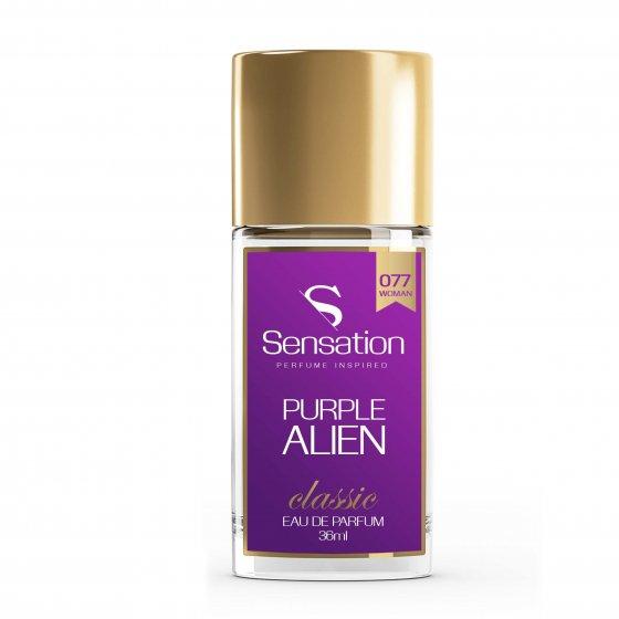 Sensation 077 PURPLE ALIEN