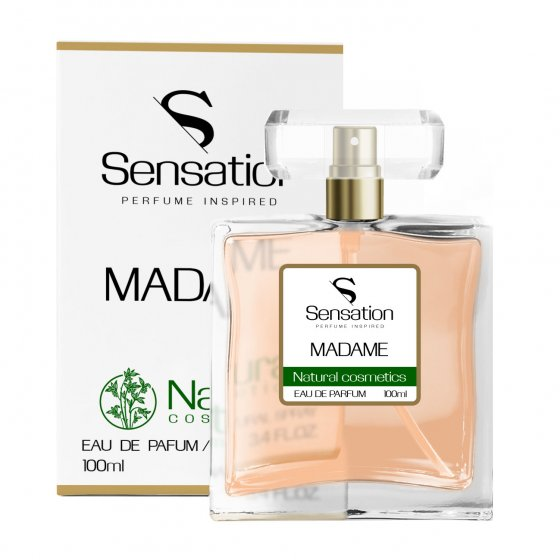 Sensation 1:1 Natural MADAM