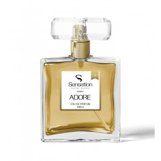 Sensation 124 / *Chanel Allure Homme Sport