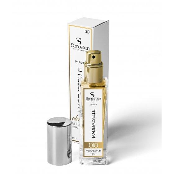 Sensation 126 / *Chanel - Platinum Egoiste