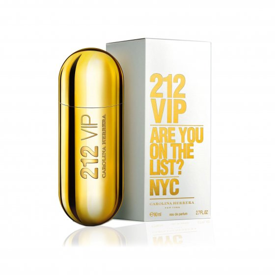 Carolina Herrera 212 VIP 125ml