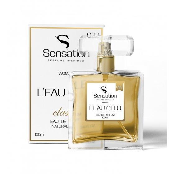 Sensation 022 L'EAU CLEO
