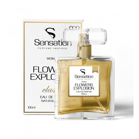 Sensation 020 FLOWERS EXPLOSION