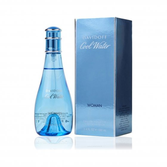 Davidoff Cool Water Woman...