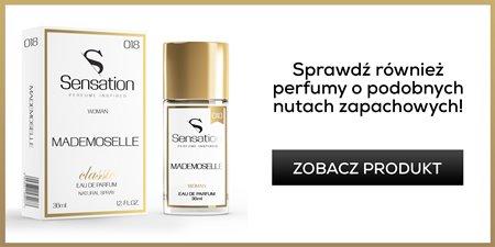 Sprawdź również perfumy o podobnych nutach zapachowych jak Sensation 105 Dark Opium